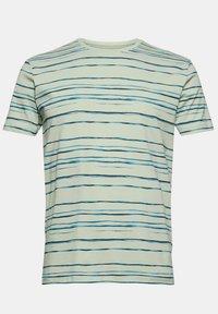 Esprit - Print T-shirt - pastel green - 8