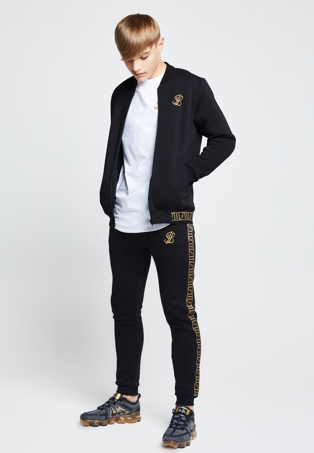 ILLUSIVE LONDON JUNIORS  - Giubbotto Bomber - black