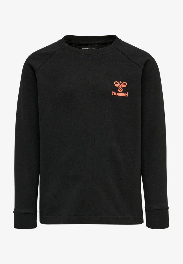 HMLACTION - Sweater - black fiesta