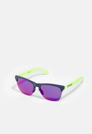 FROGSKINS LITE UNISEX - Sports glasses - matte navy