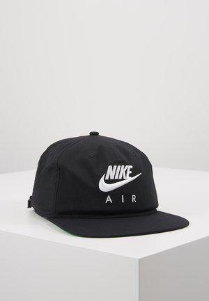 PRO CAP AIR - Caps - black/white
