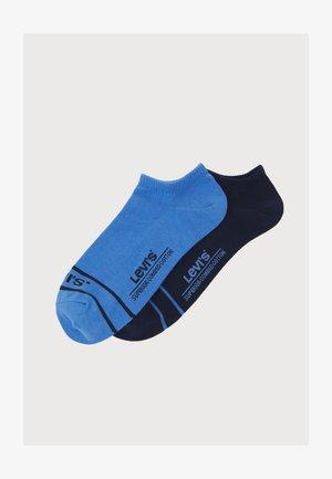 LOW CUT SPORT 2 PACK UNISEX - Socks - blue combo
