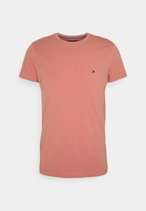 STRETCH SLIM FIT TEE - T-shirt basique - mineralize