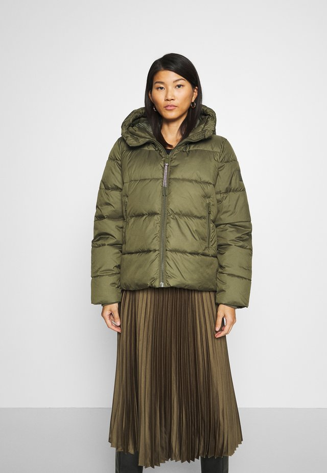 Winter jacket - utility olive
