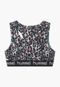 Hummel - MIMMI - Sports bra - oil blue - 1