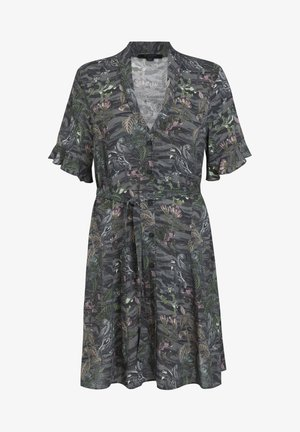 PARADEEP - Shirt dress - green