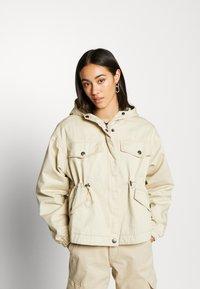 Urban Classics - Outdoor jacket - concrete - 0