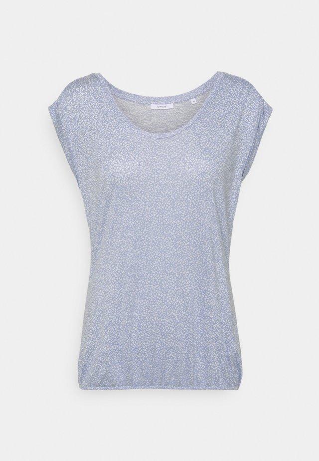 STROPI ROS - T-shirt imprimé - blue mood