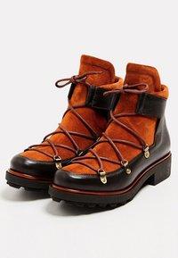 ICEBOUND - Veterboots - brown - 3
