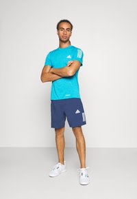 adidas Performance - AEROREADY SHORT - Sports shorts - tech indigo - 1