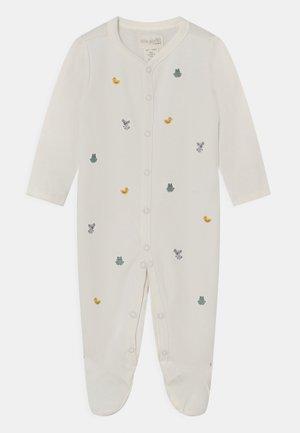 SCHIFFLI UNISEX - Sleep suit - off-white