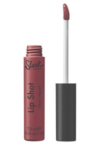 Sleek - LIPSHOT - Lip gloss - red brown - 1