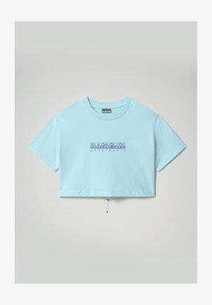 S BEATNIK - T-Shirt print - blue