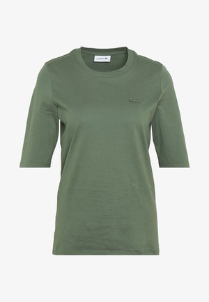 ROUND NECK CLASSIC TEE - T-shirt basic - aucuba