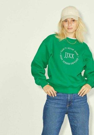 Sweater - jolly green