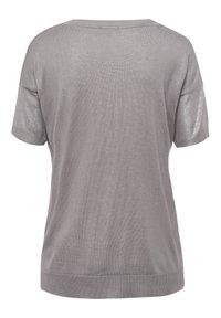 More & More - Basic T-shirt - grau - 2
