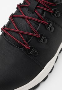 TOM TAILOR - High-top trainers - black - 5