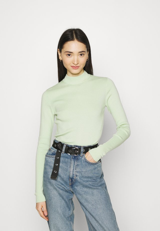 KIMBER - Sweter - green