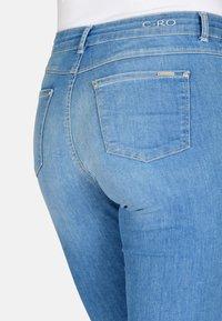 Cero & Etage - Jeansshorts - light denim - 3