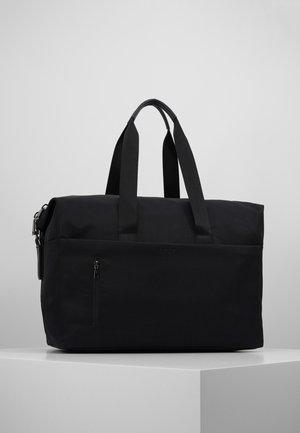 MARCONI ARES  - Weekend bag - black