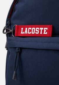 Lacoste - NEOCROC SEASONAL - Reppu - dark blue - 3
