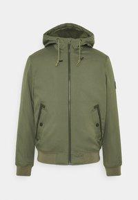 JJBERNIE JACKET - Light jacket - dusty olive
