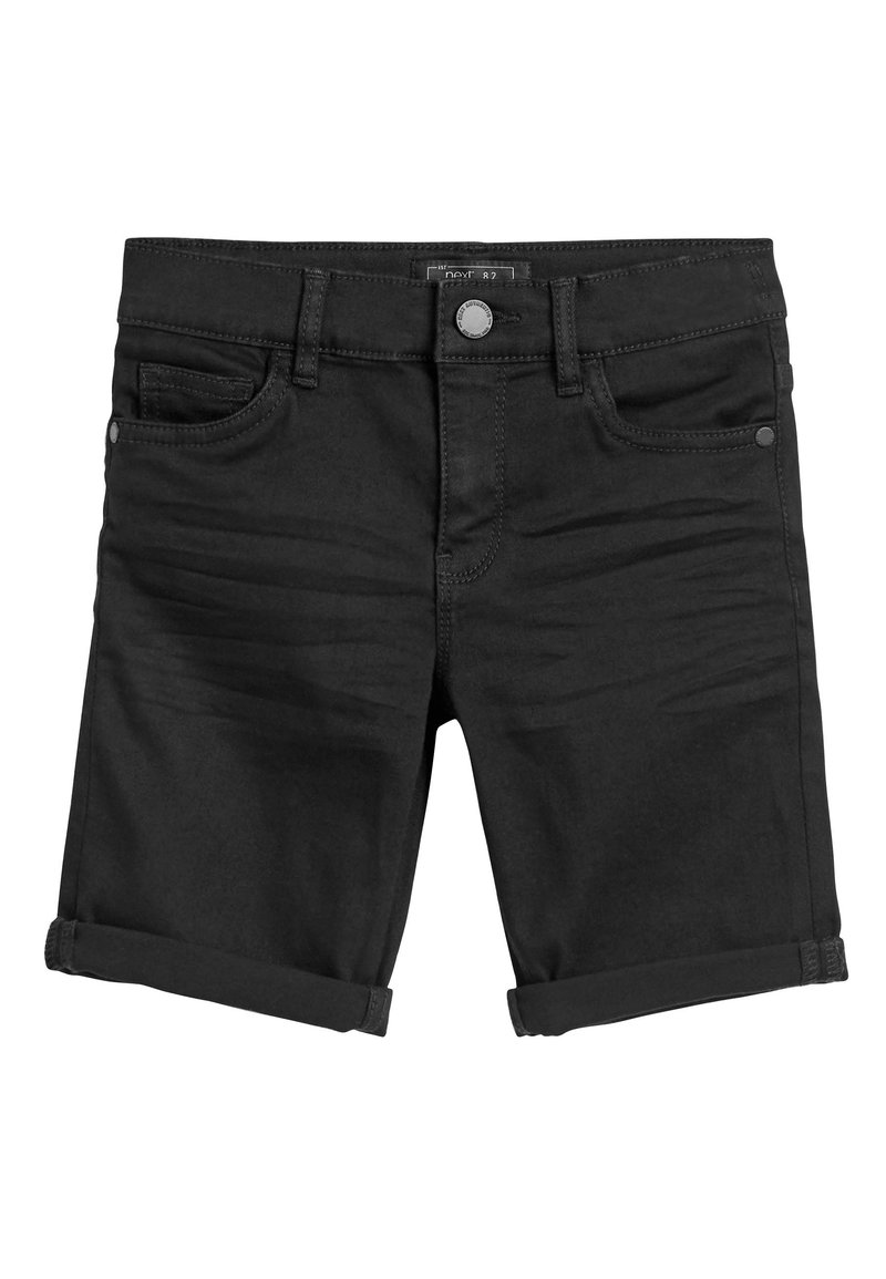 Next - Shorts di jeans - black