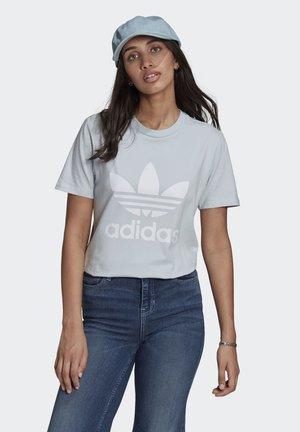 ADICOLOR CLASSICS TREFOIL T-SHIRT - T-shirt imprimé - blue