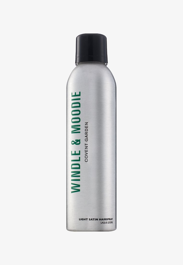 Windle & Moodie - LIGHT SATIN HAIRSPRAY - Stylingproduct - -