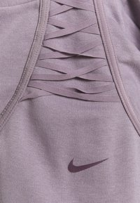 Nike Performance - CROP CREW - Sweatshirt - purple smoke - 2