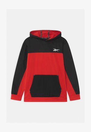 POLY TEECH HOODIE UNISEX - Sweatshirt - black