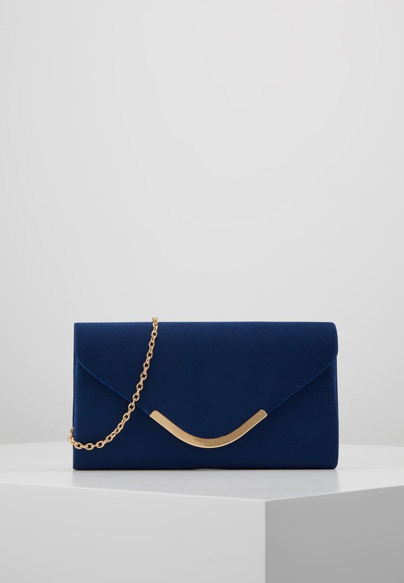 Anna Field - Clutch - dark blue