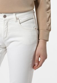 Cambio - Slim fit jeans - white - 2