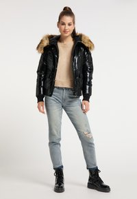 myMo - Light jacket - schwarz - 1