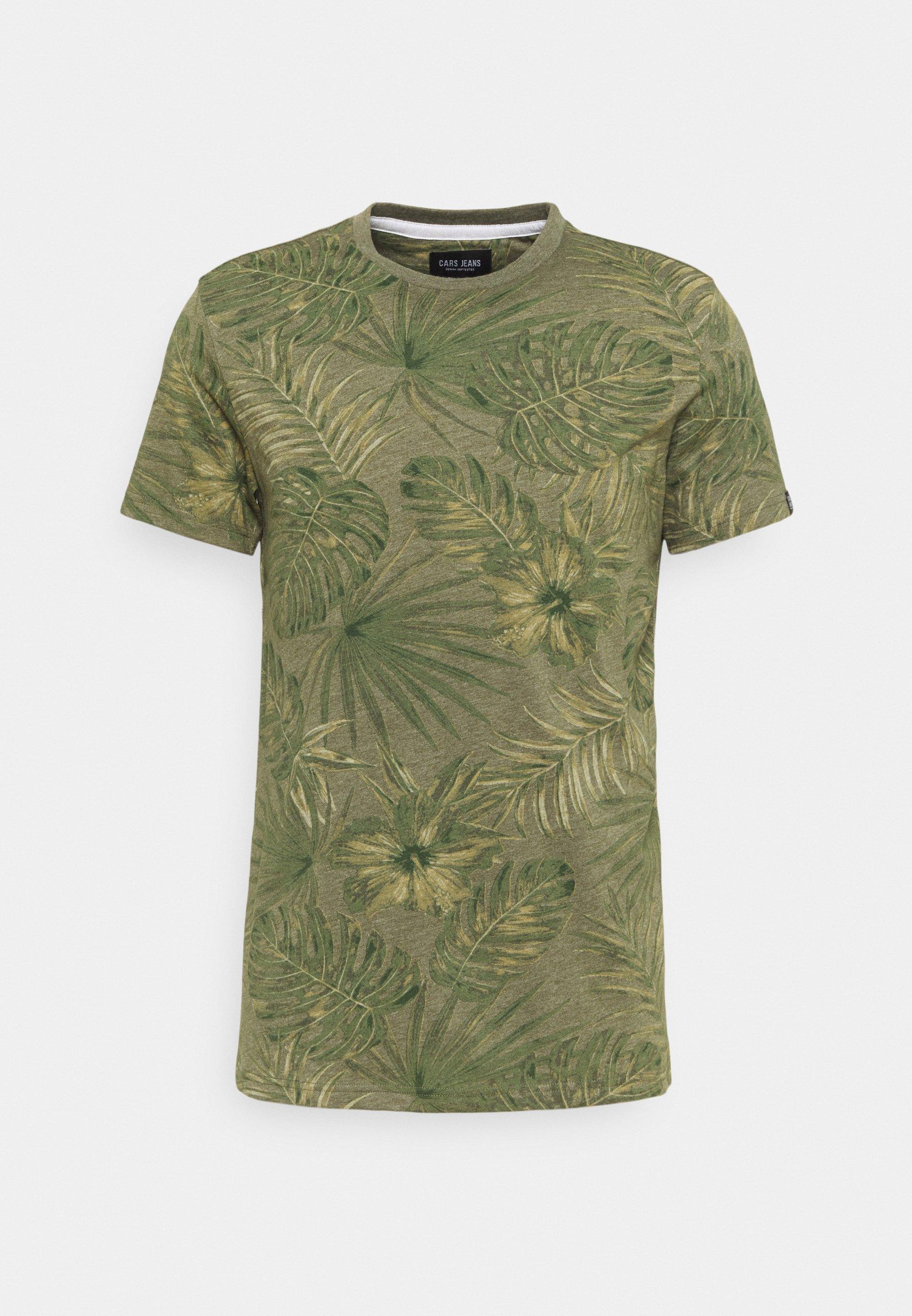 Men LEANY - Print T-shirt