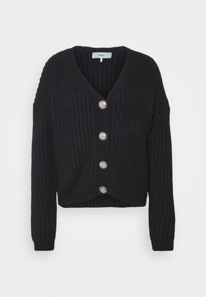 VINSE - Cardigan - black