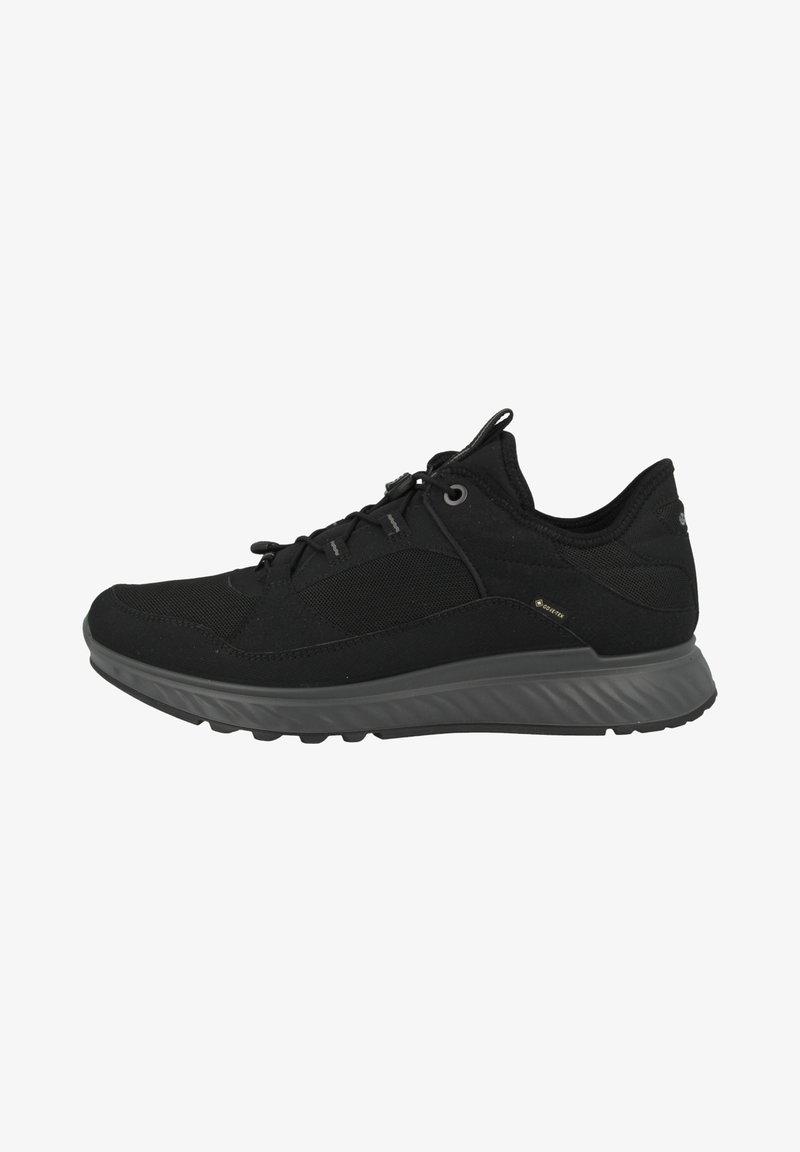 ECCO - Sneakers basse - black