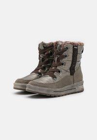 TOM TAILOR - Winter boots - mud - 2