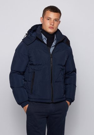 OLOOH - Winter jacket - dark blue