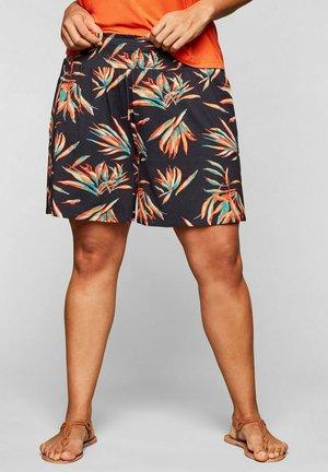 Shorts - marine bedruckt