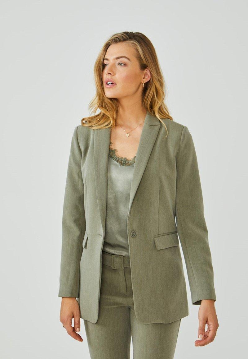 Aaiko - SAMILLA - Blazer - vertiver green