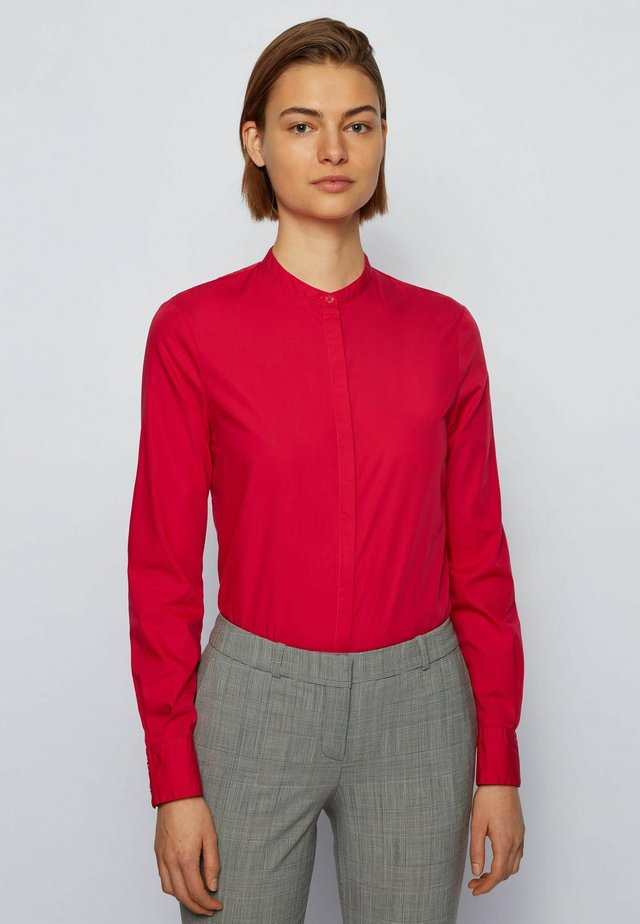 BEFELIZE - Button-down blouse - pink