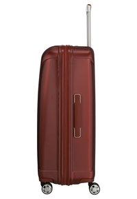 Travelite - ELBE - Wheeled suitcase - red - 3