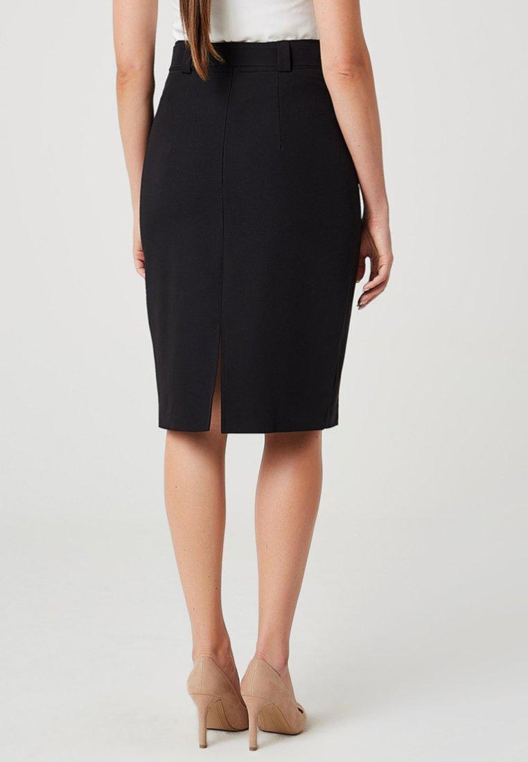 Professional Women's Clothing usha Pencil skirt black 0xwaJB7Y5
