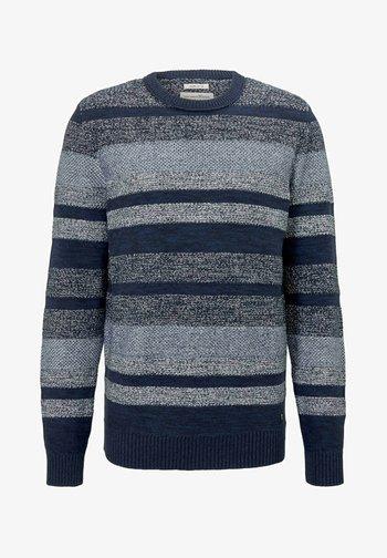 Maglione - mouline stitch mix pattern