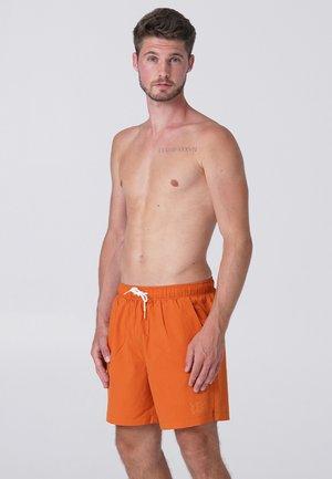 RIO - Plavky - brown orange