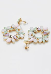 Pieces - PCPASTEL EARRINGS - Earrings - gold-coloured/multicoloured - 2