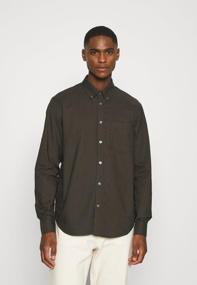 SHIRT - Shirt - green dark