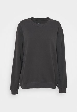 BASIC WOMAN - Sweatshirt - asphalt