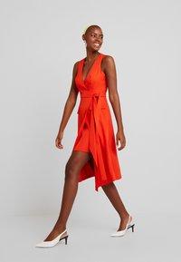 Mossman - JUST LIKE A DREAM DRESS - Day dress - tangerine - 2